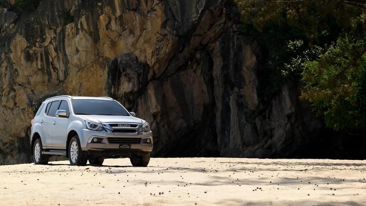Isuzu mu-X B7 Plus - SUV đa dụng, bền bỉ với giá bán hấp dẫn