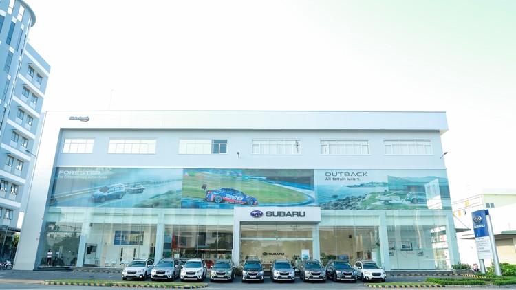 Subaru tặng 2 năm bảo dưỡng miễn phí cho khách hàng mua xe trong tháng 10/2021