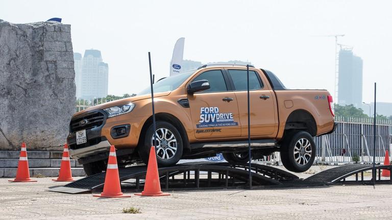 Khám phá công nghệ chống tiếng ồn, rung, xóc (NVH) của Ford Ranger và Ford Everest