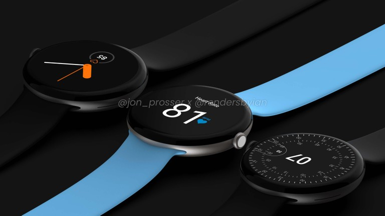 Google tham gia vào lĩnh vực sản xuất đồng hồ thông minh?