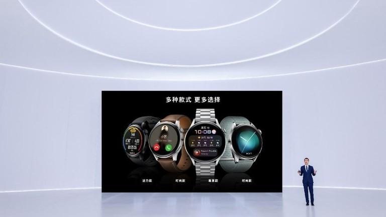 Huawei giới thiệu Watch 3 và Watch 3 Pro - Định chuẩn mới cho đồng hồ thông minh cao cấp