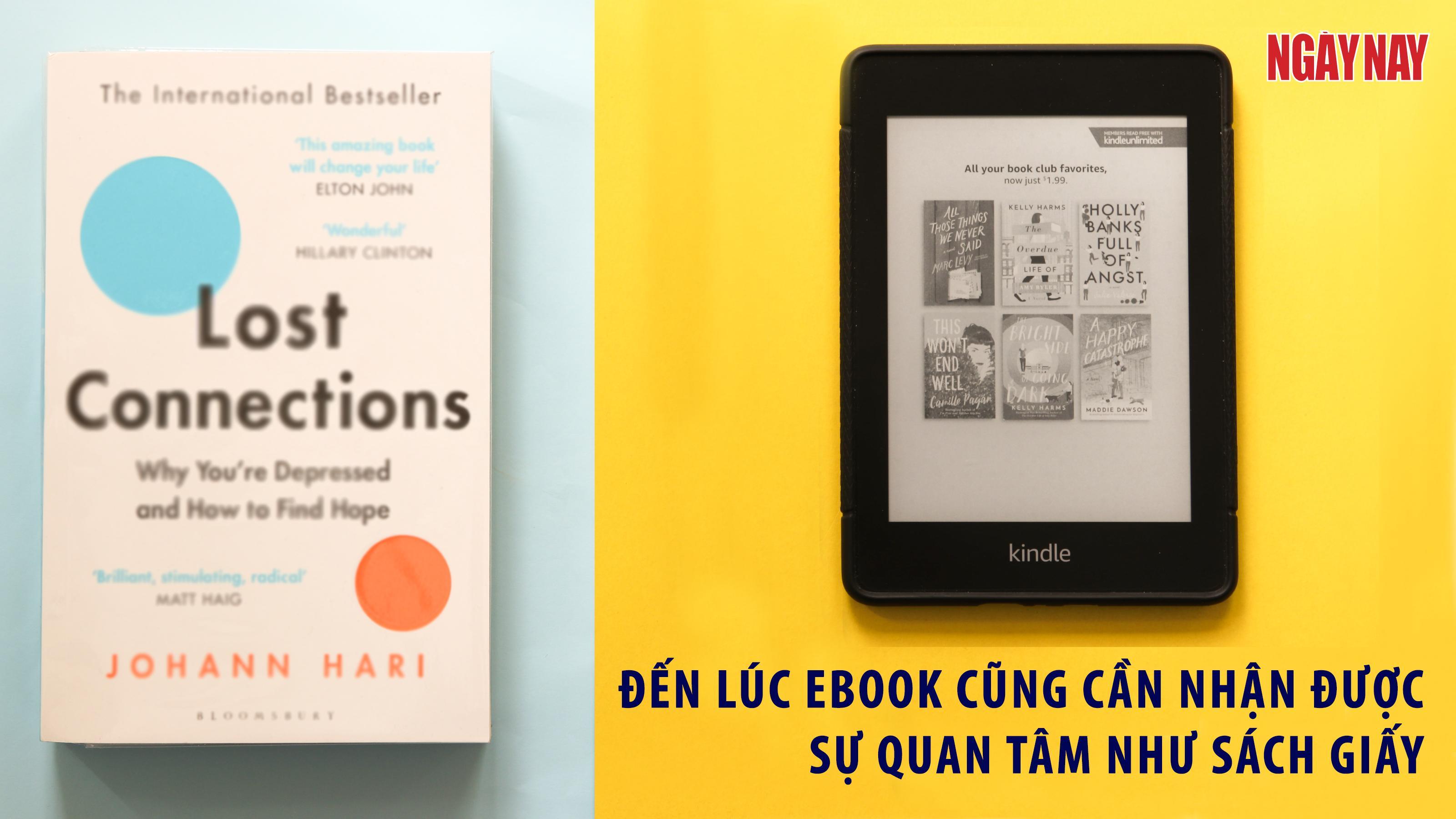 Sách điện tử eBook - tương lai trong bàn tay