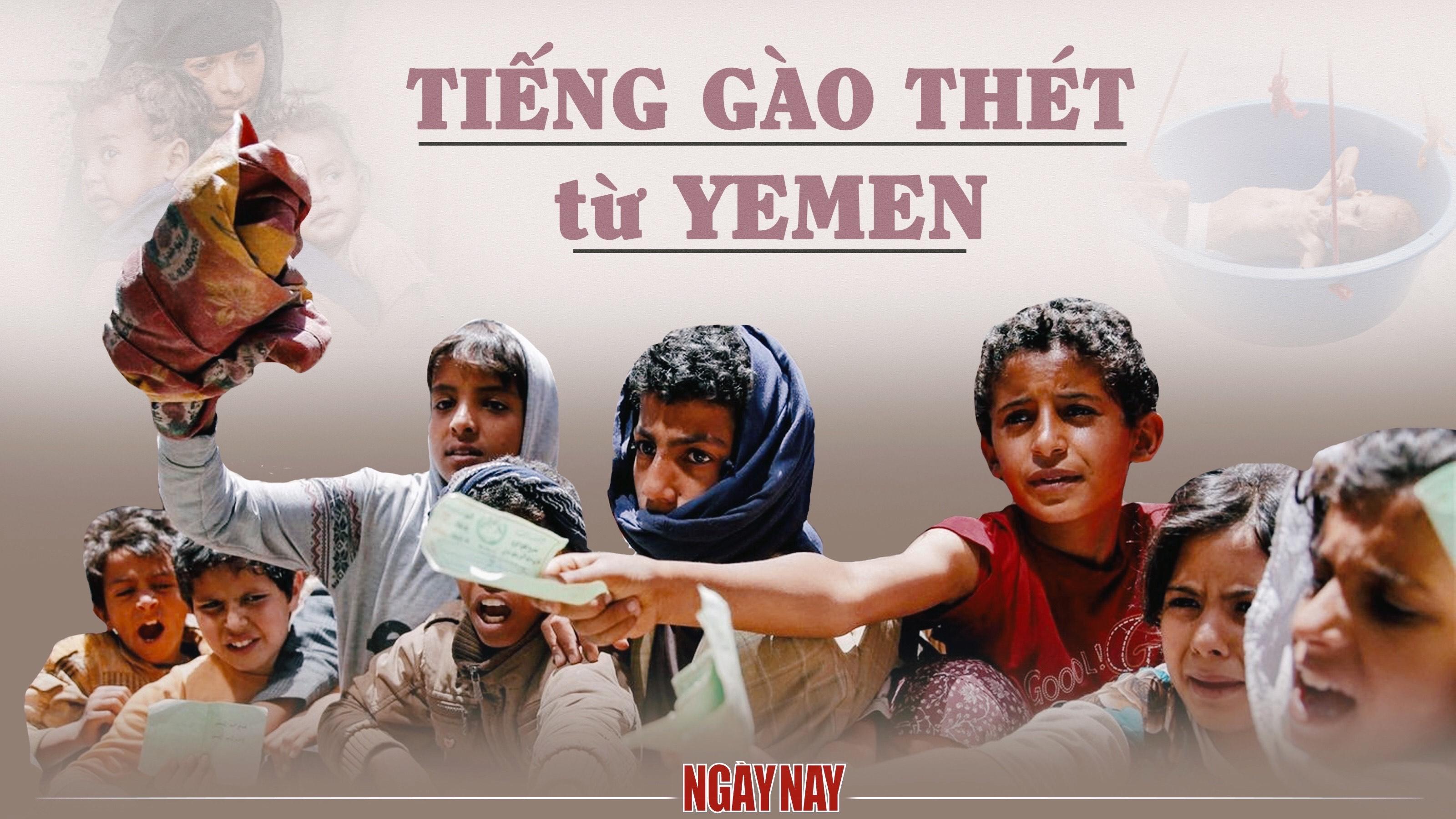 Tiếng gào thét từ Yemen