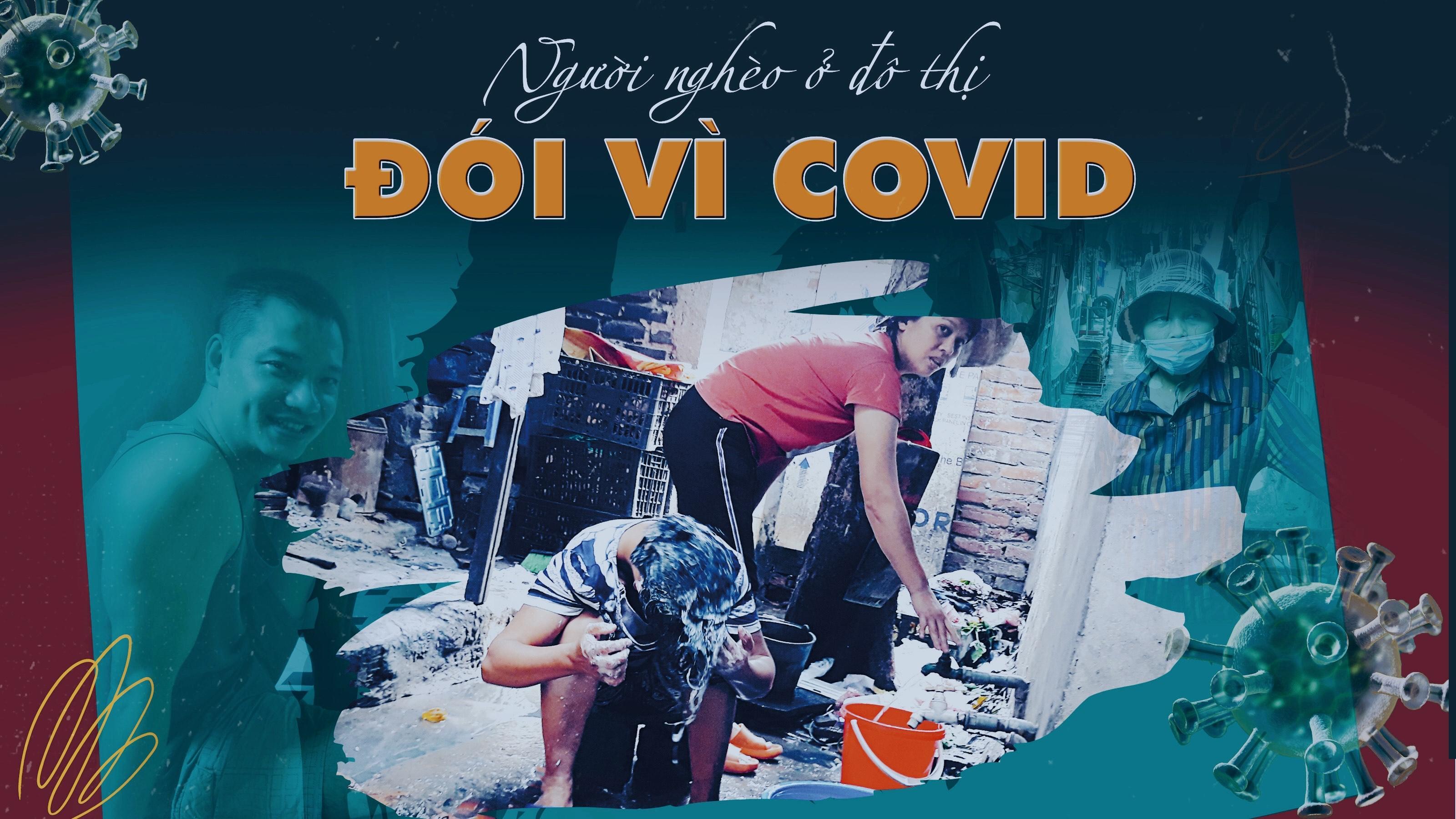 Người nghèo ở đô thị: Đói vì COVID