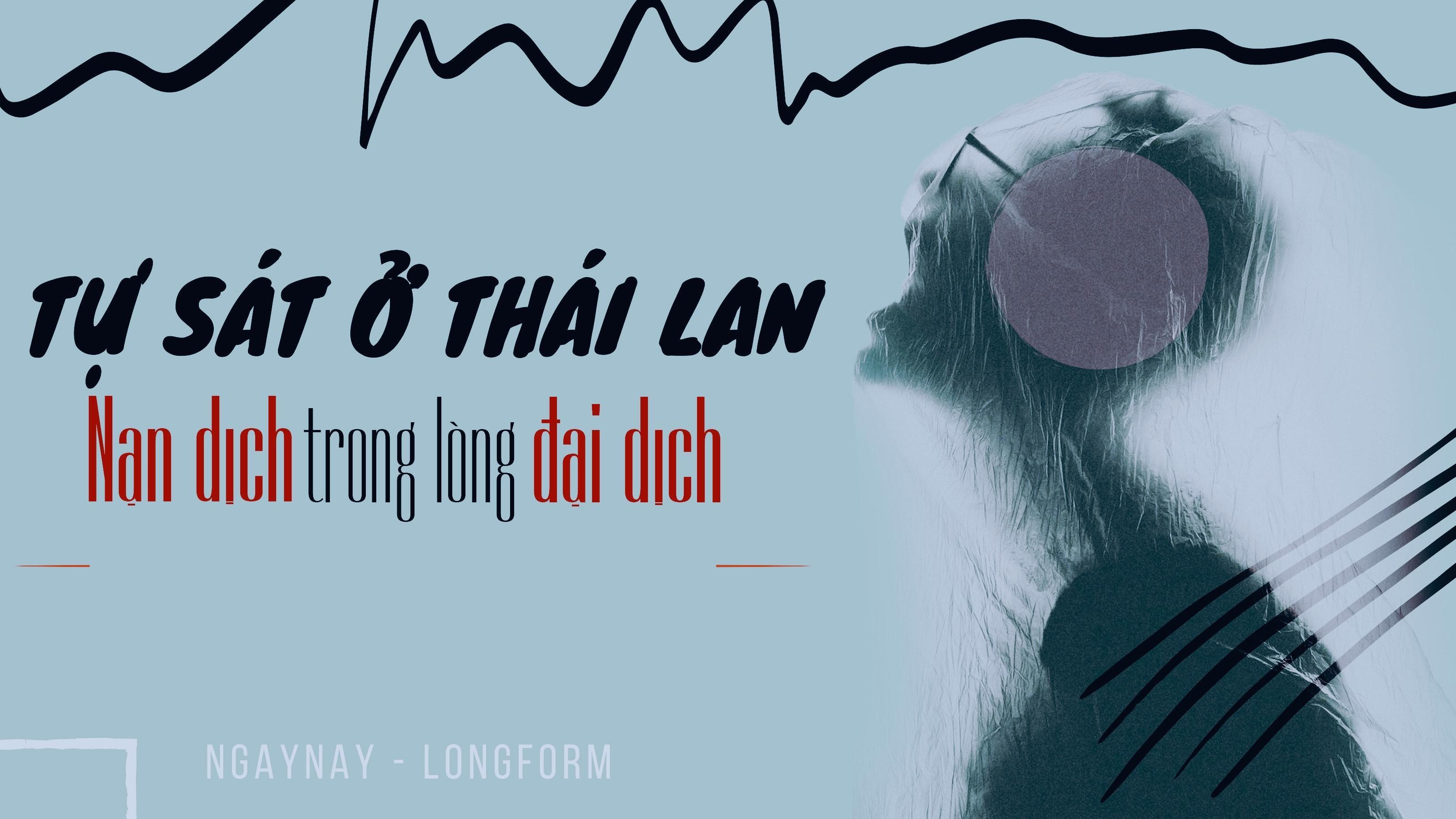 Tự sát ở Thái Lan - Nạn dịch trong lòng đại dịch