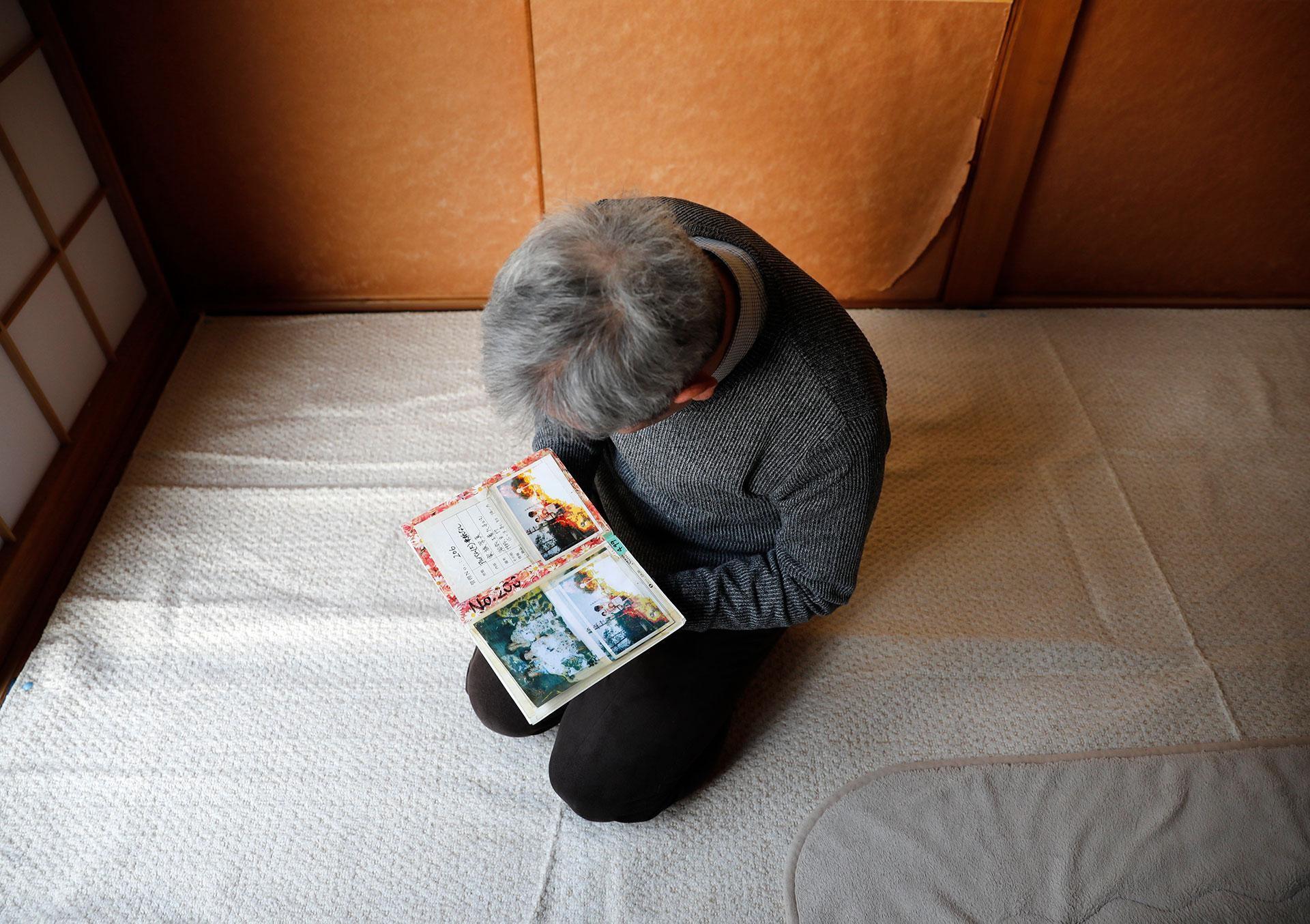 Nỗi buồn khôn nguôi của người sống sót sau thảm họa sóng thần ở Nhật Bản ảnh 3
