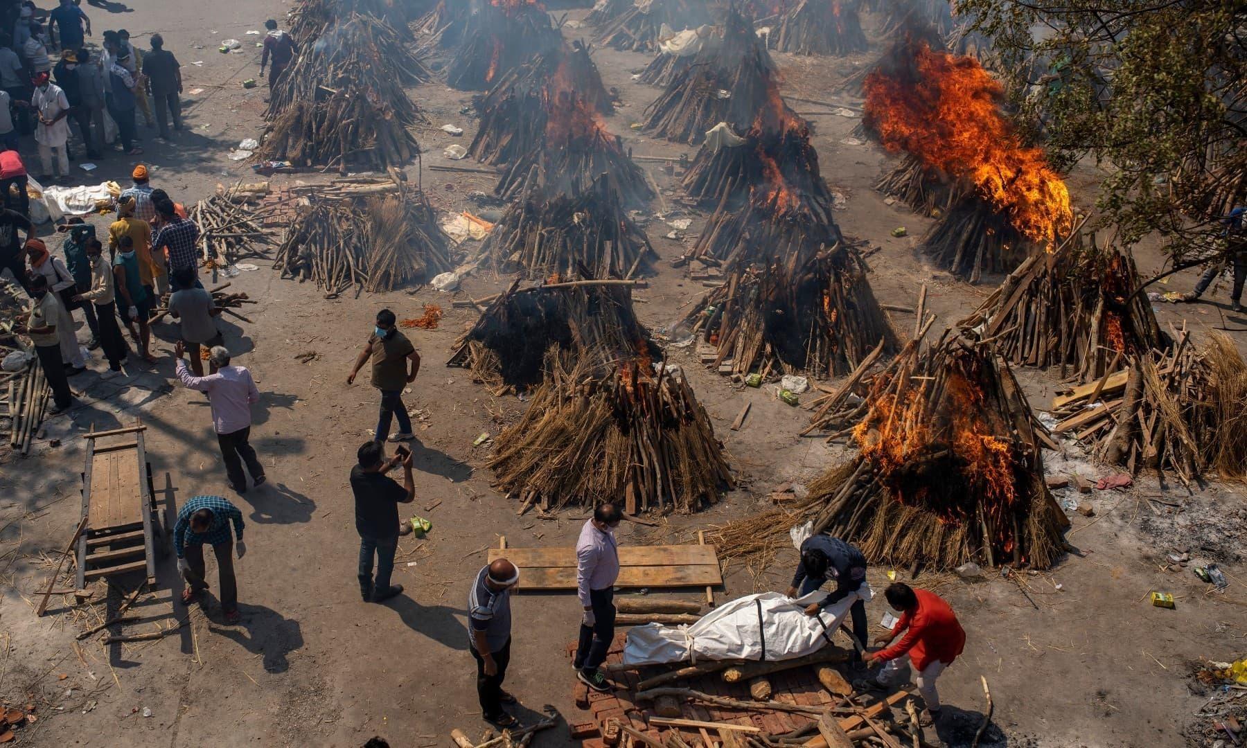 Cuộc khủng hoảng 'niềm tin' của chính phủ Ấn Độ ảnh 1
