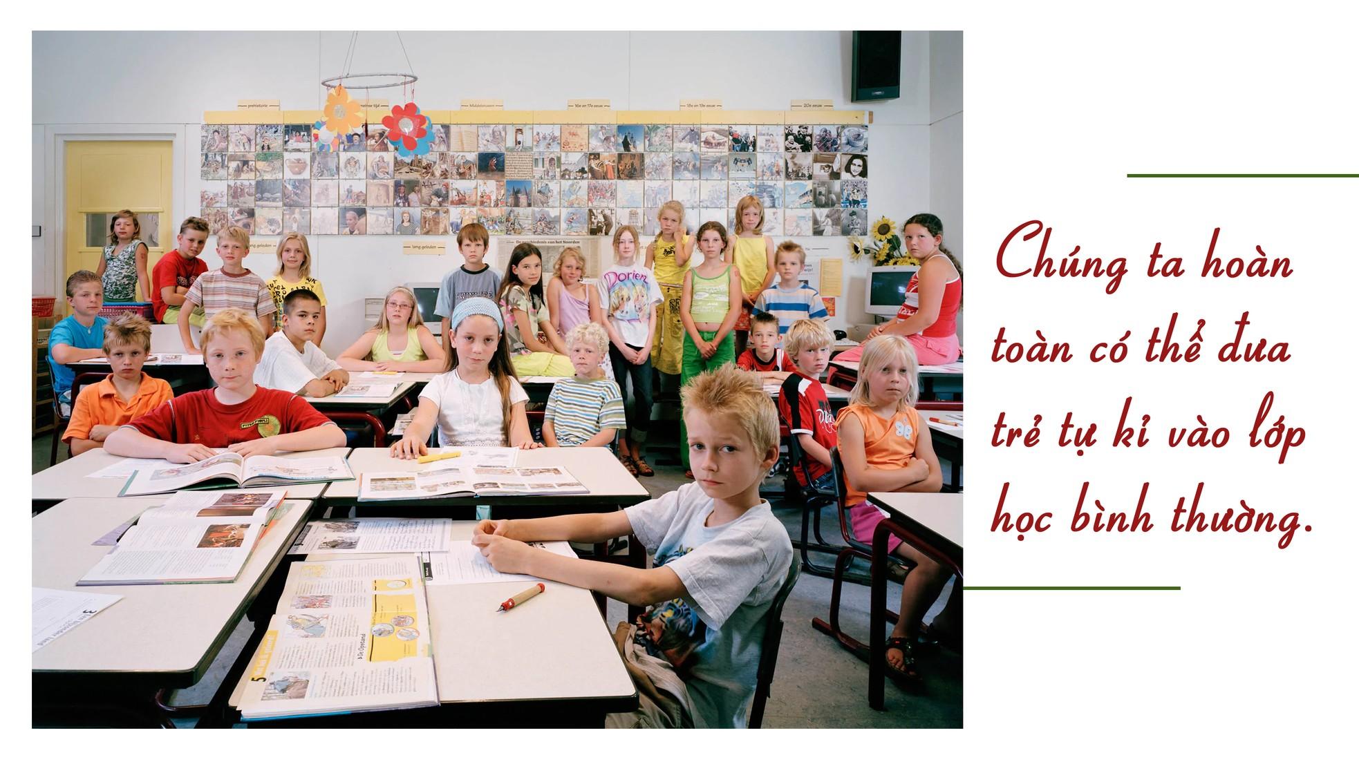 Trẻ tự kỷ học ở đâu? ảnh 4