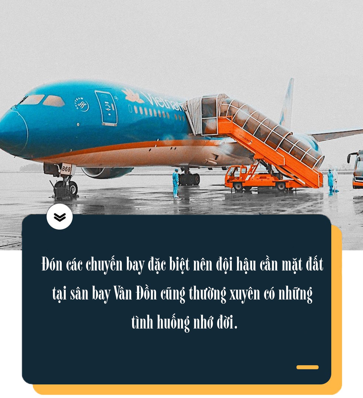 Nhiệm vụ đón người Việt từ vùng dịch về nước có gì đặc biệt? ảnh 2