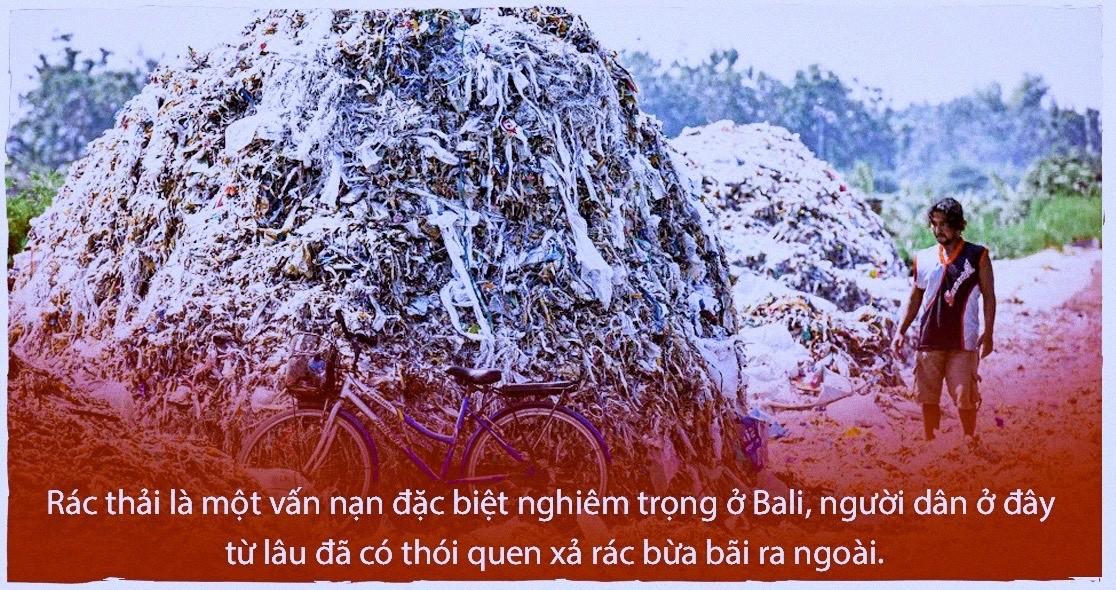 Trở thành người hùng đảo Bali nhờ… dọn rác ảnh 6