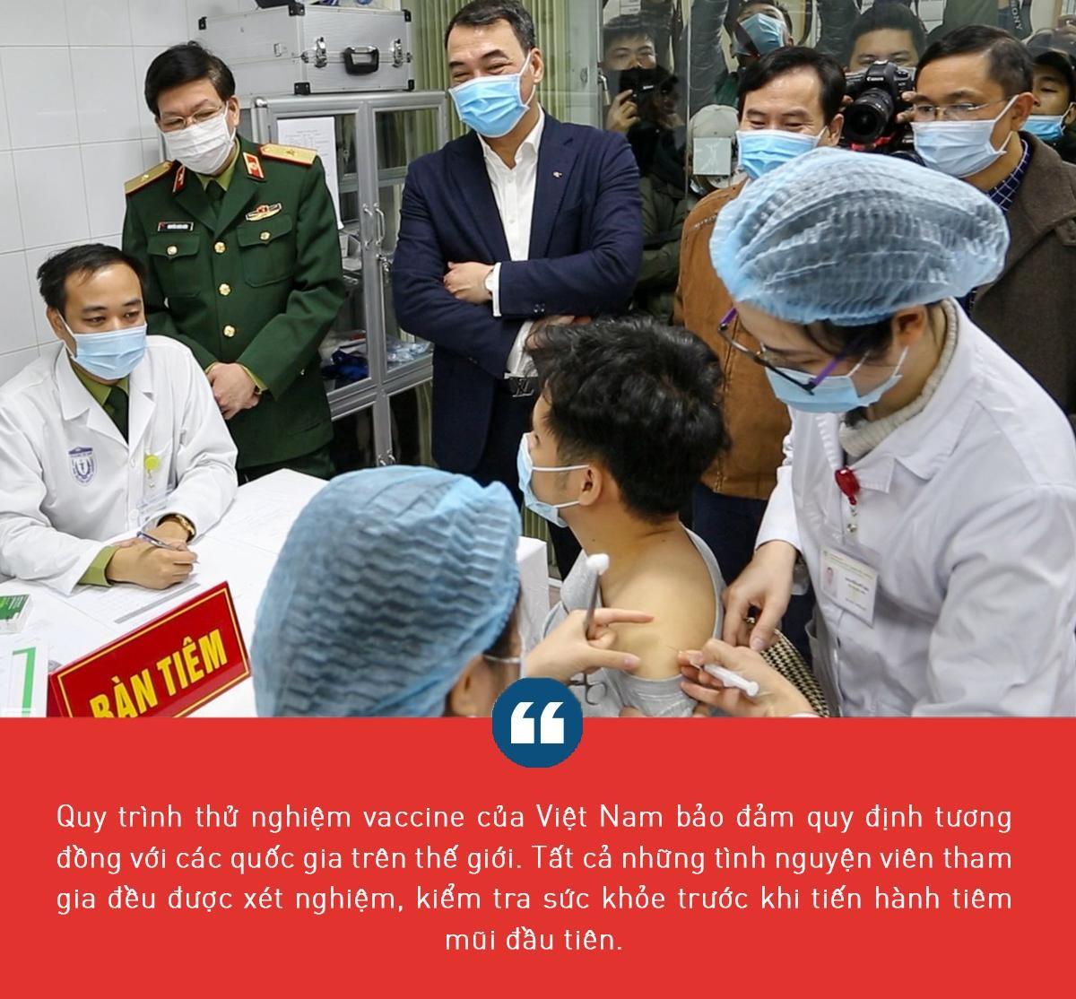 Niềm tin và hy vọng vào vaccine COVID-19 'made in Việt Nam' ảnh 3