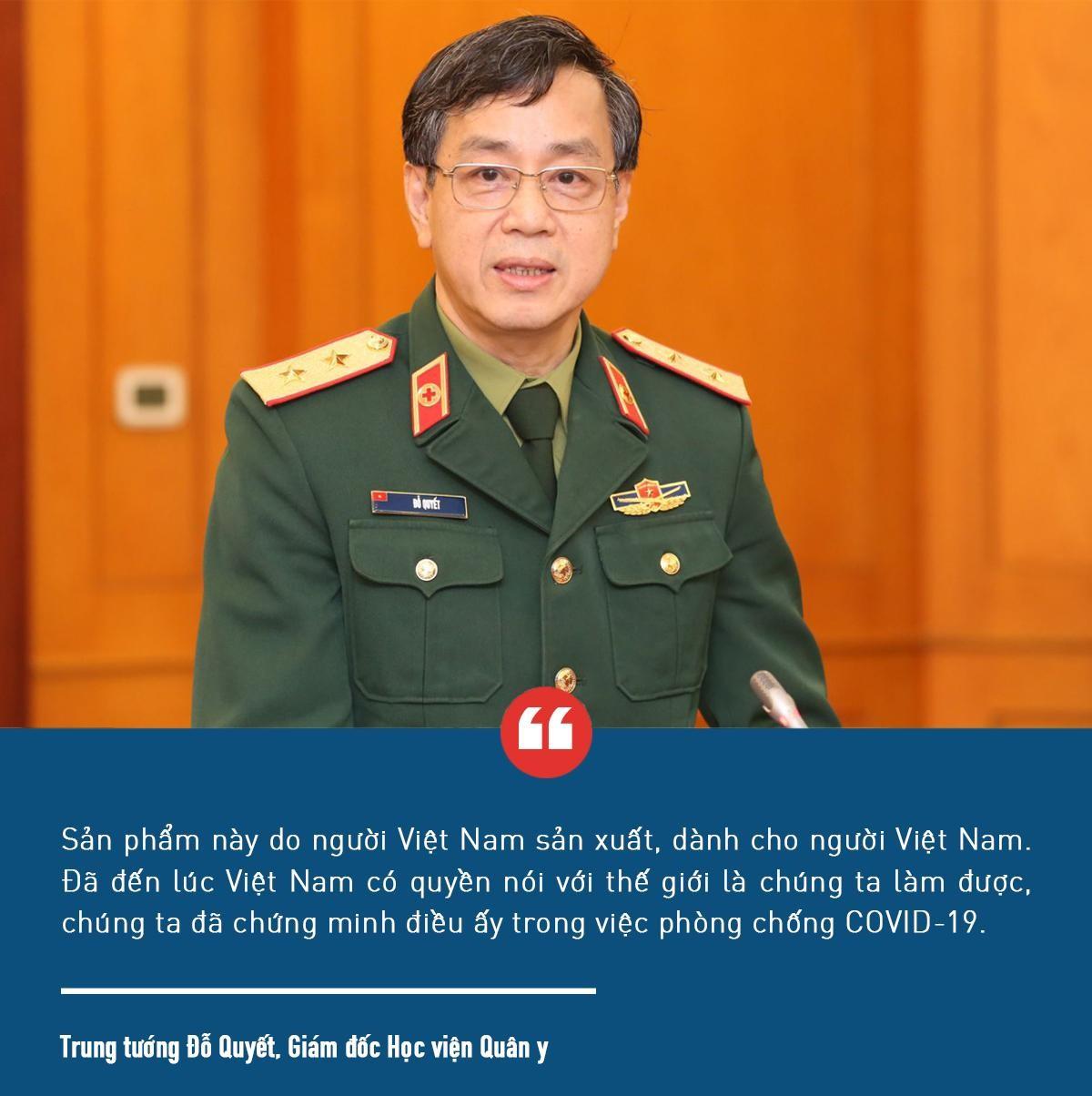 Niềm tin và hy vọng vào vaccine COVID-19 'made in Việt Nam' ảnh 5