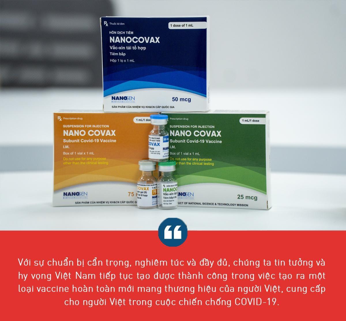 Niềm tin và hy vọng vào vaccine COVID-19 'made in Việt Nam' ảnh 6