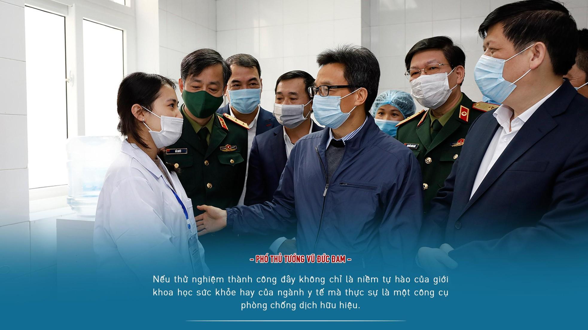 Niềm tin và hy vọng vào vaccine COVID-19 'made in Việt Nam' ảnh 7