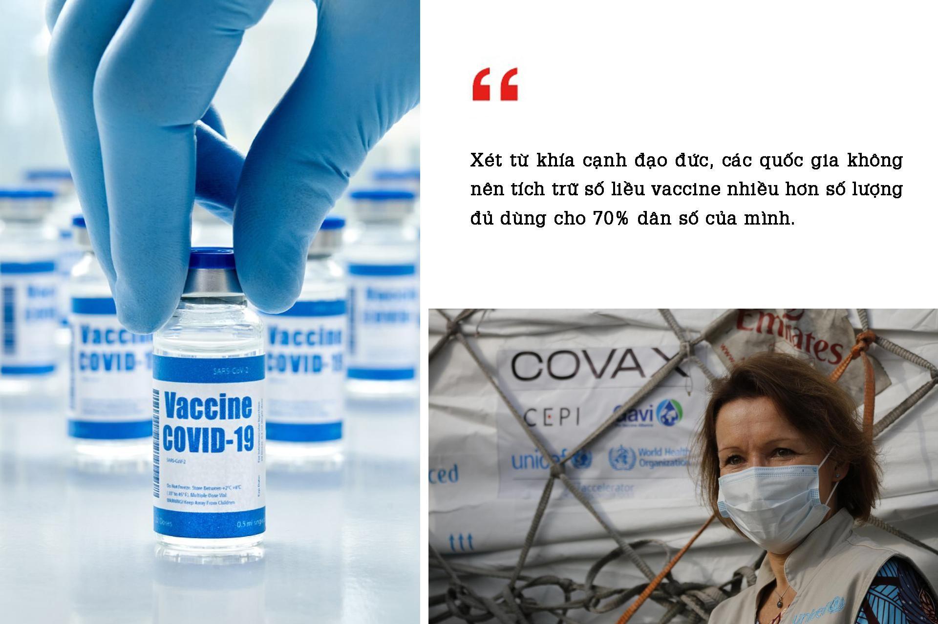 Vaccine COVID-19: Chia sẻ hay tích trữ? ảnh 5