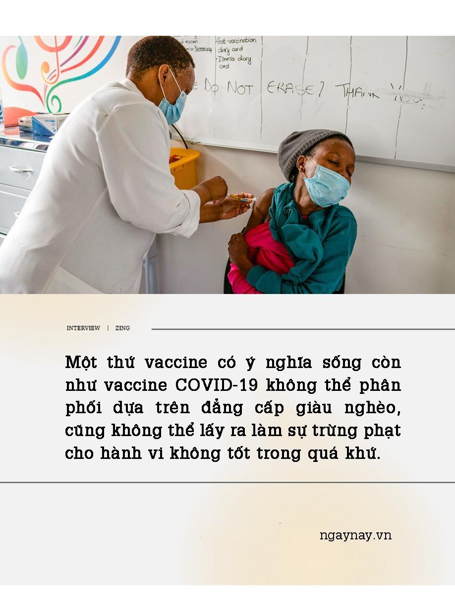 Vaccine COVID-19: Chia sẻ hay tích trữ? ảnh 7