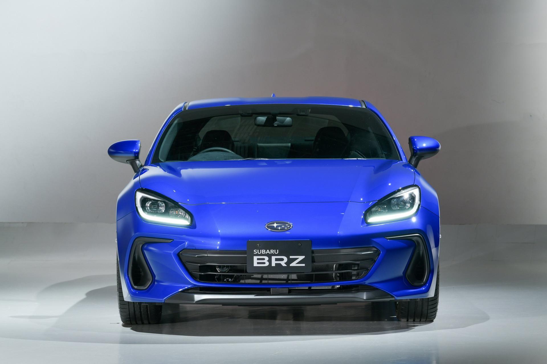 Bộ sưu tập: Subaru BRZ 2022 ra mắt tại Nhật Bản ảnh 1