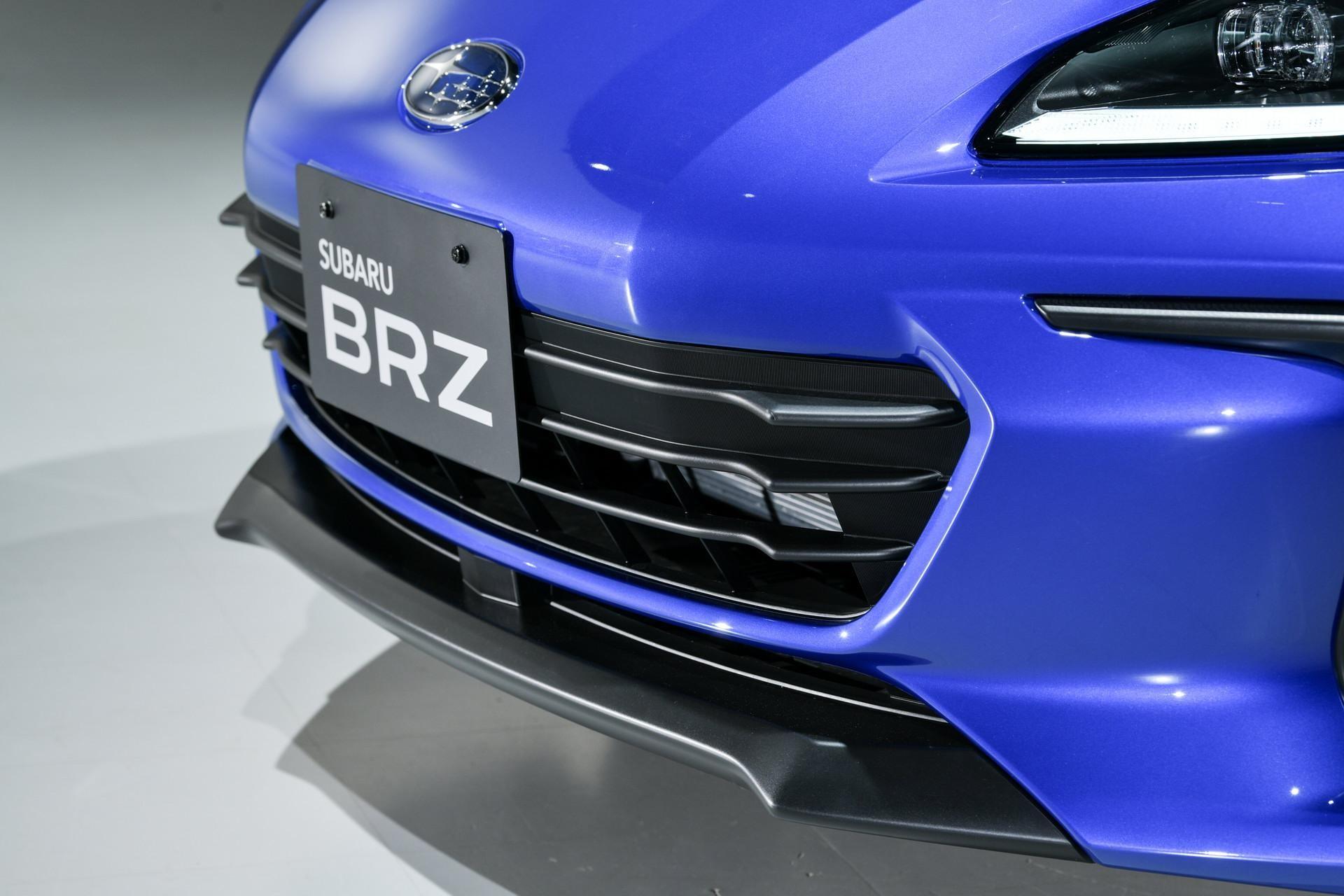 Bộ sưu tập: Subaru BRZ 2022 ra mắt tại Nhật Bản ảnh 9