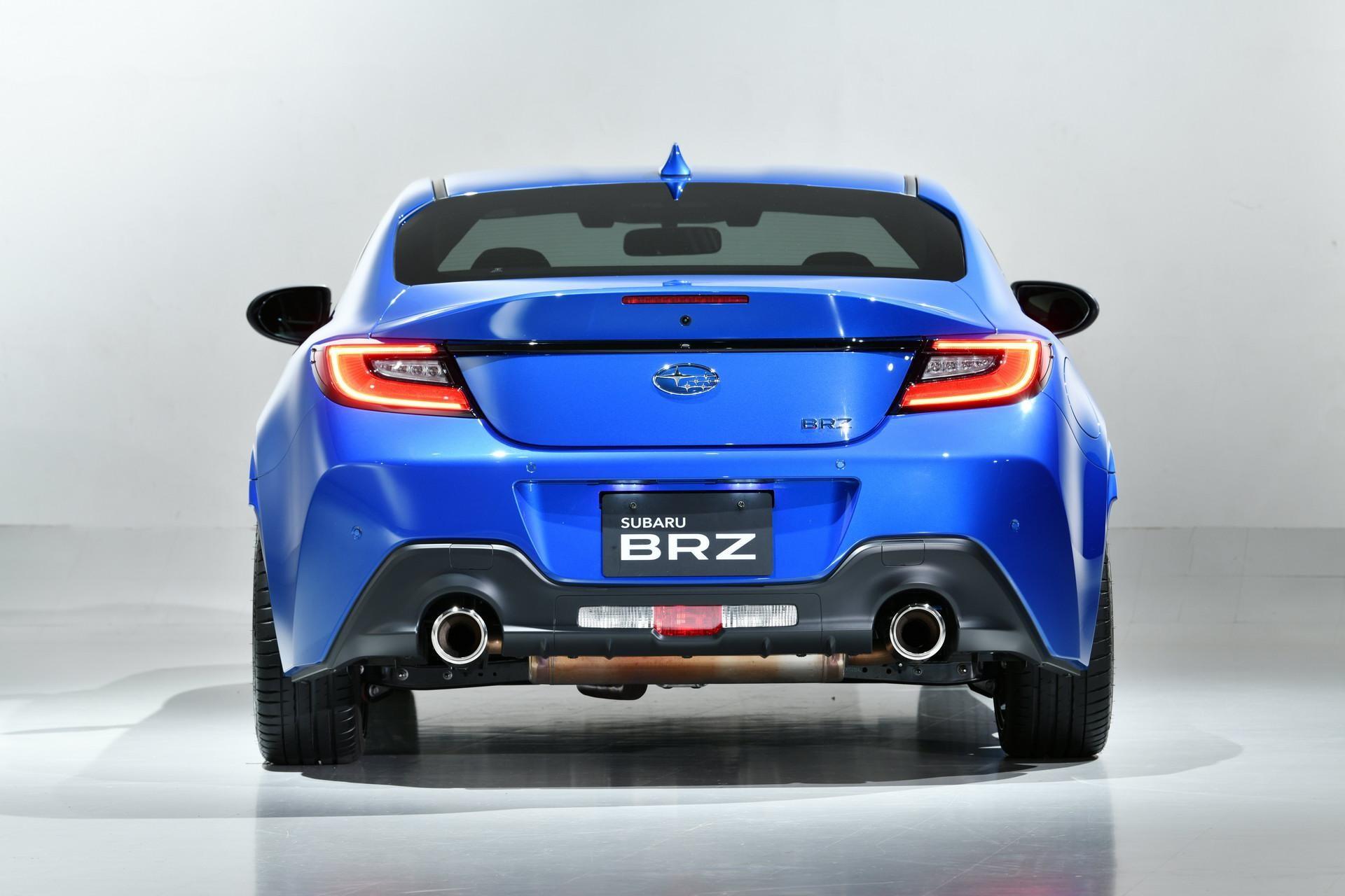 Bộ sưu tập: Subaru BRZ 2022 ra mắt tại Nhật Bản ảnh 15