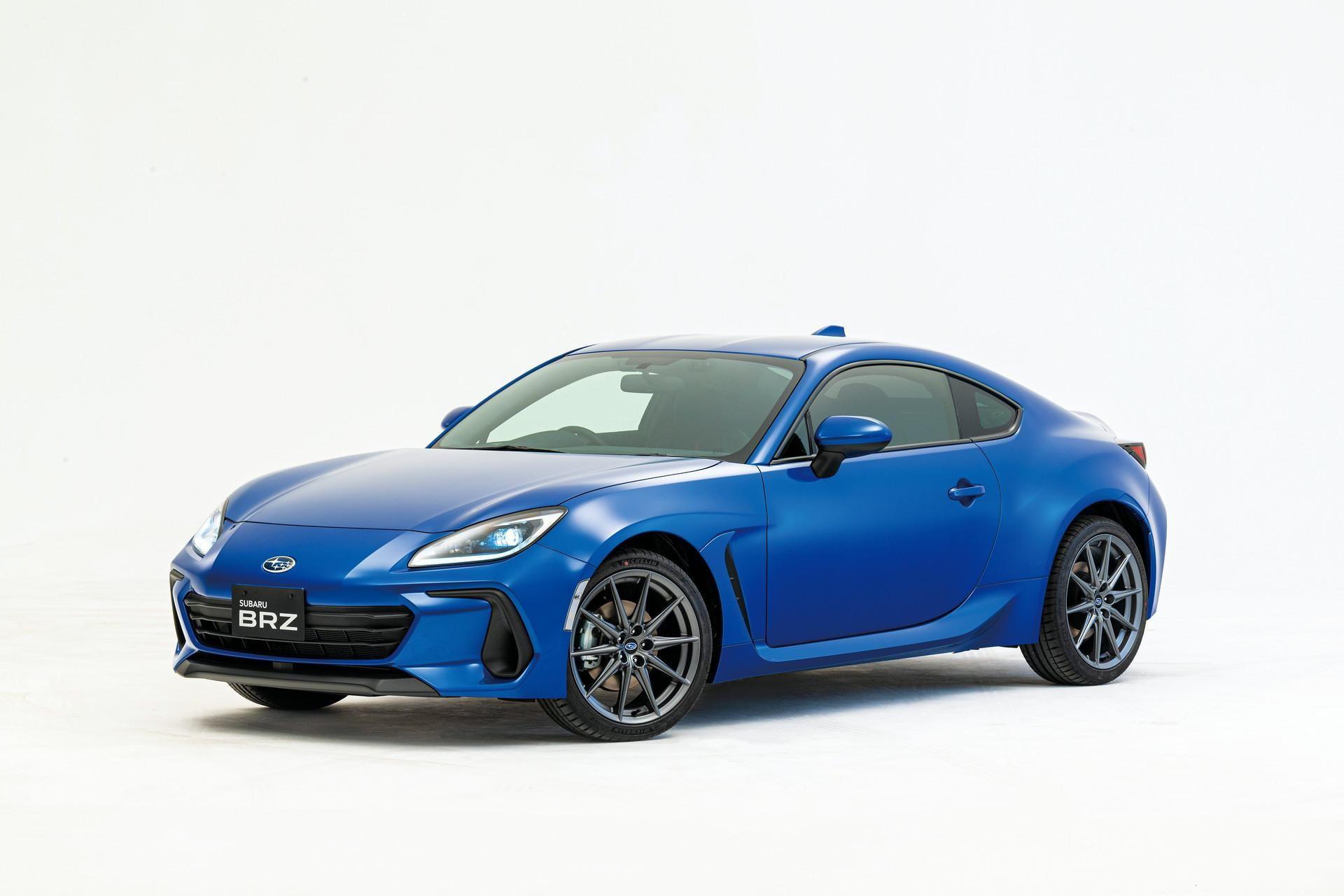 Bộ sưu tập: Subaru BRZ 2022 ra mắt tại Nhật Bản ảnh 14
