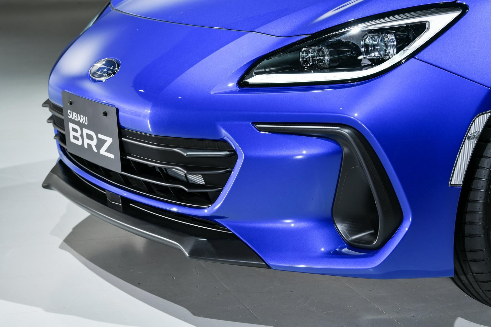 Bộ sưu tập: Subaru BRZ 2022 ra mắt tại Nhật Bản ảnh 10