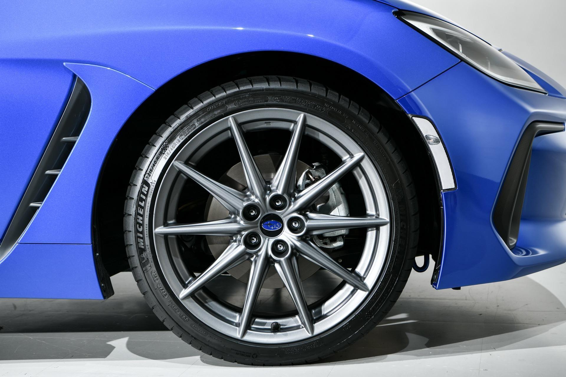 Bộ sưu tập: Subaru BRZ 2022 ra mắt tại Nhật Bản ảnh 17