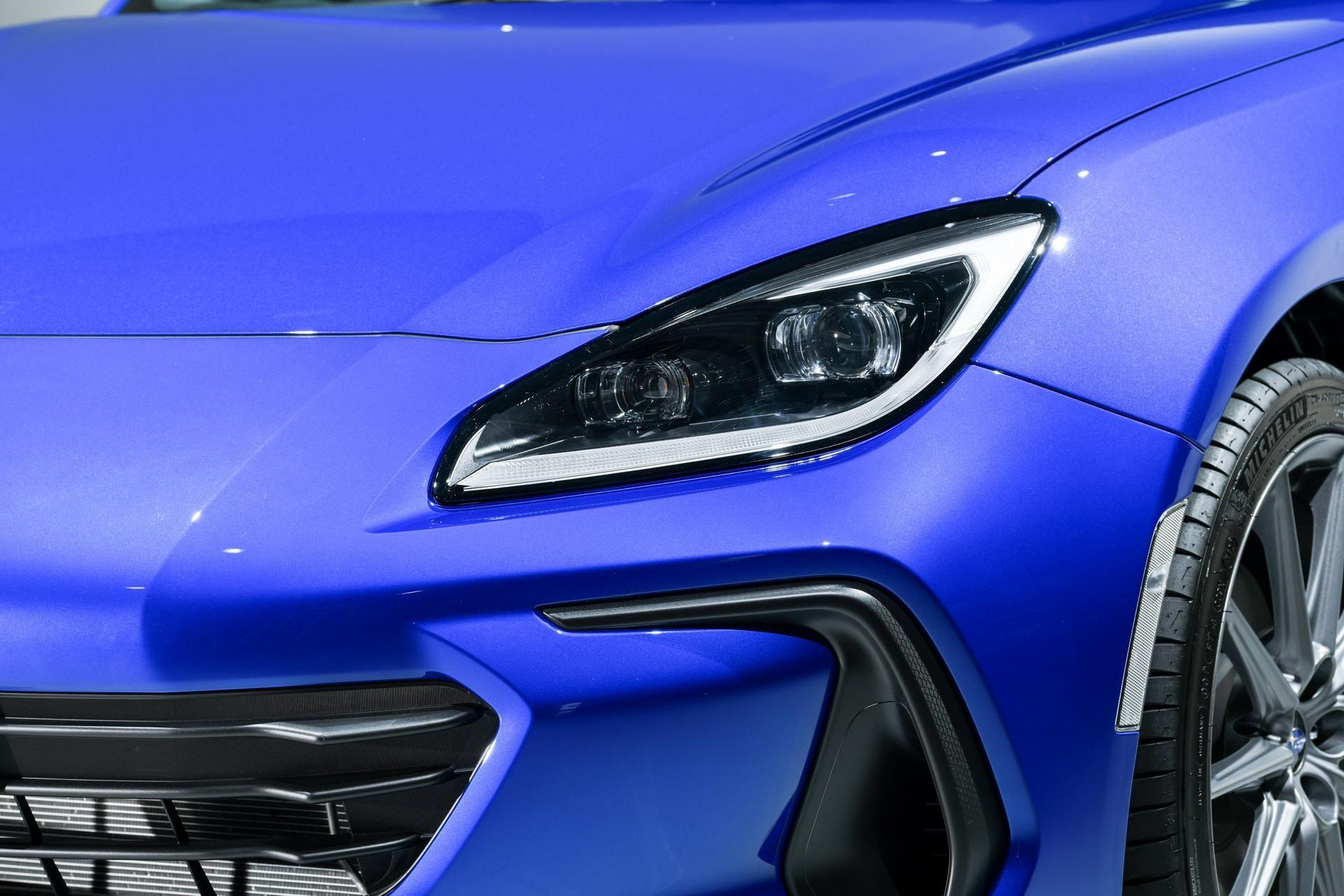 Bộ sưu tập: Subaru BRZ 2022 ra mắt tại Nhật Bản ảnh 12
