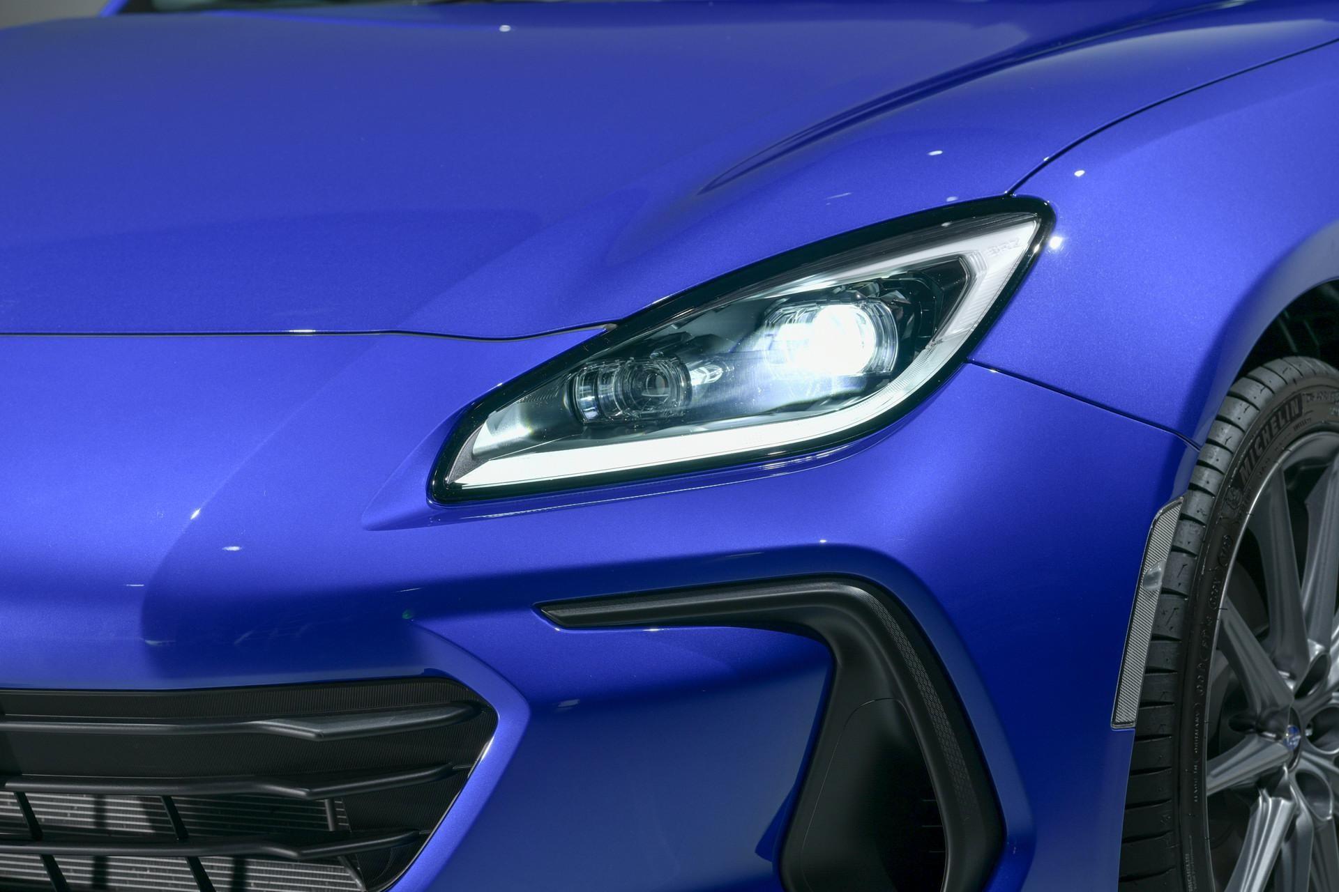 Bộ sưu tập: Subaru BRZ 2022 ra mắt tại Nhật Bản ảnh 13