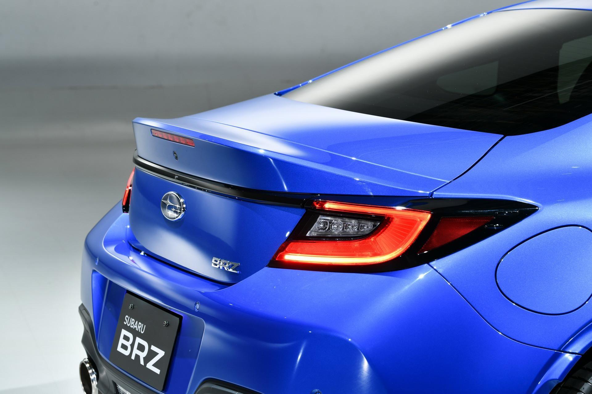 Bộ sưu tập: Subaru BRZ 2022 ra mắt tại Nhật Bản ảnh 19