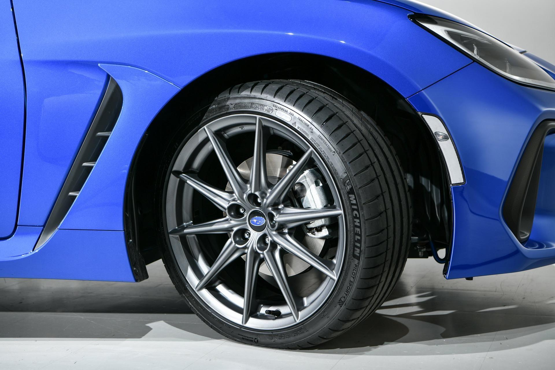 Bộ sưu tập: Subaru BRZ 2022 ra mắt tại Nhật Bản ảnh 20