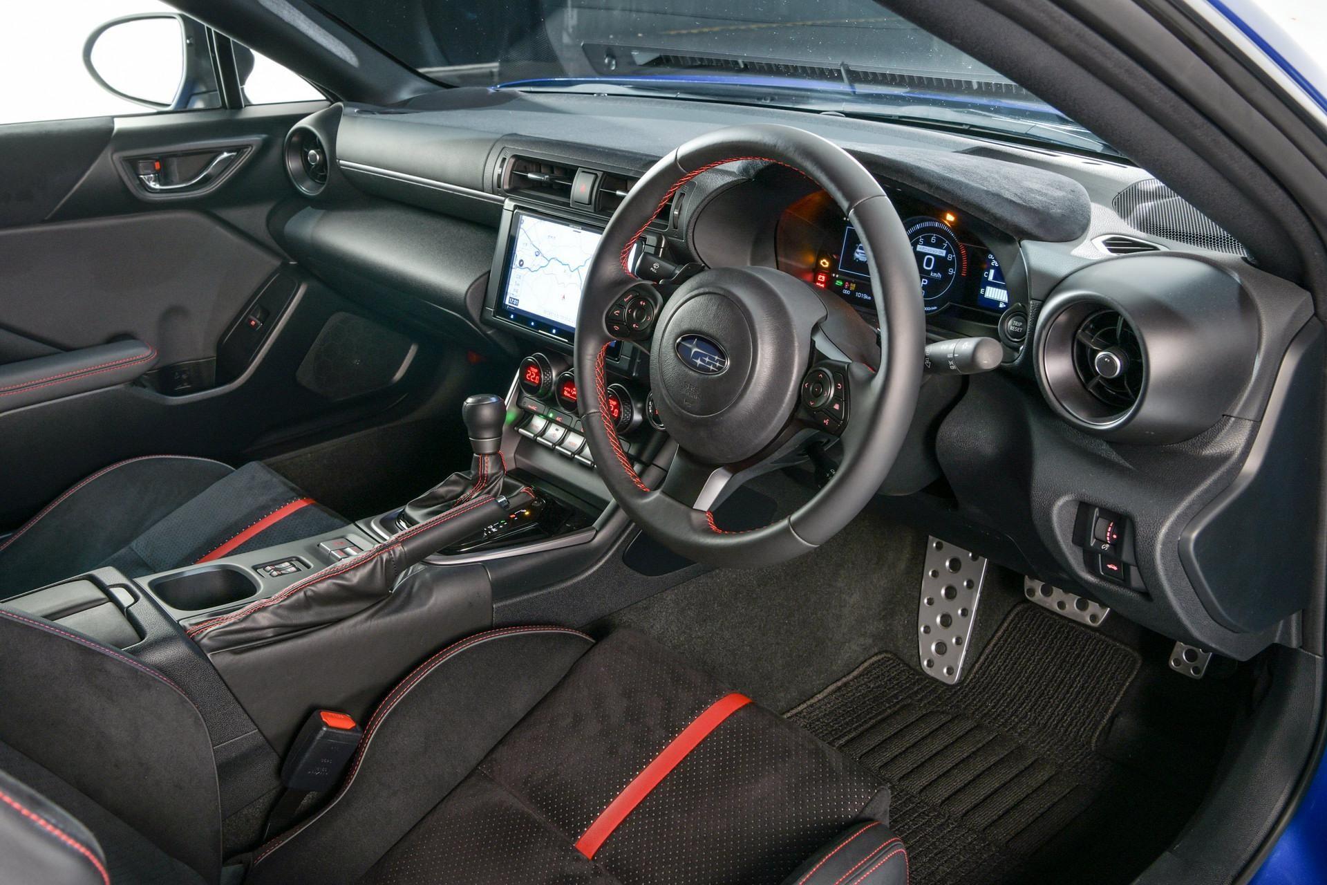 Bộ sưu tập: Subaru BRZ 2022 ra mắt tại Nhật Bản ảnh 25