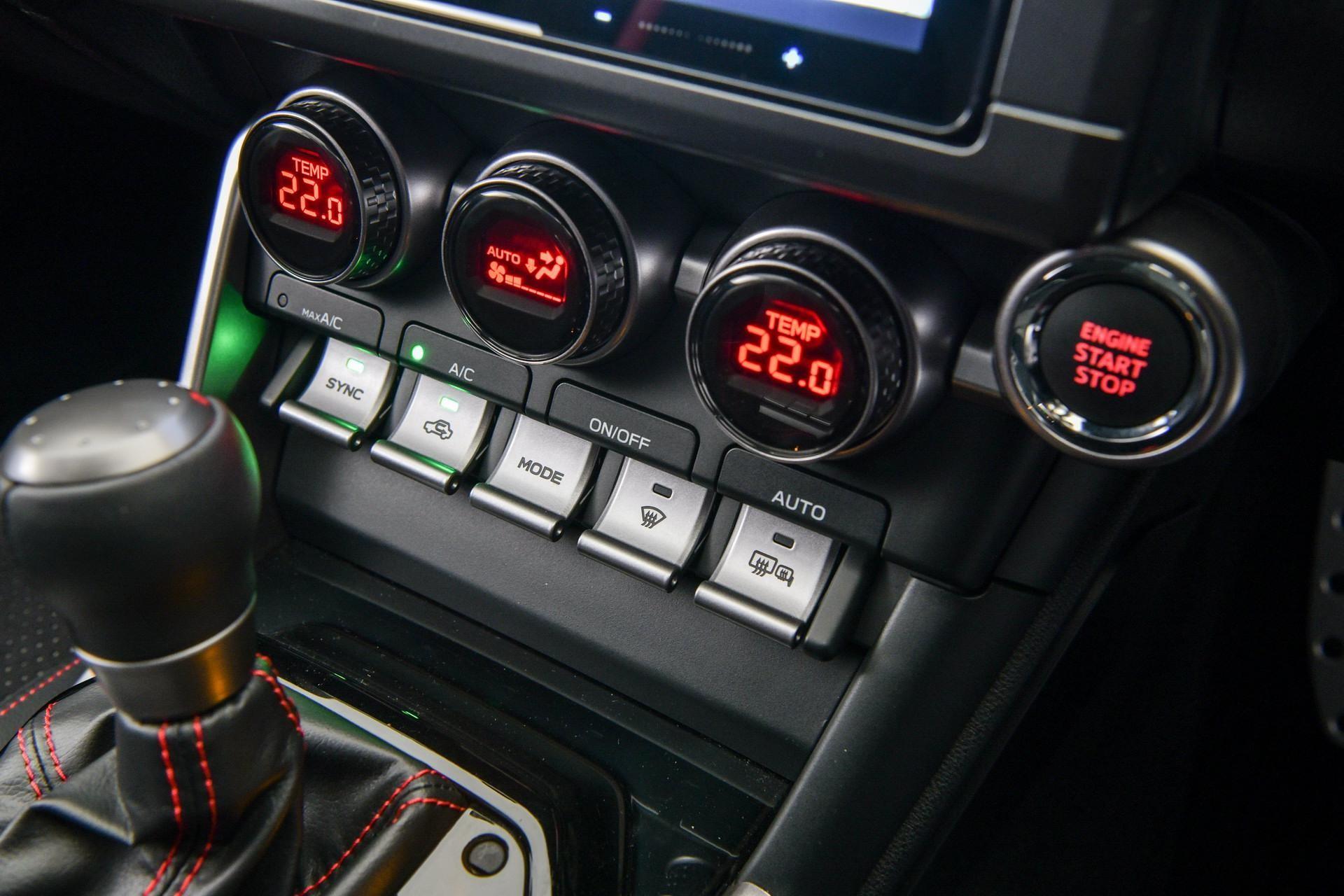 Bộ sưu tập: Subaru BRZ 2022 ra mắt tại Nhật Bản ảnh 27