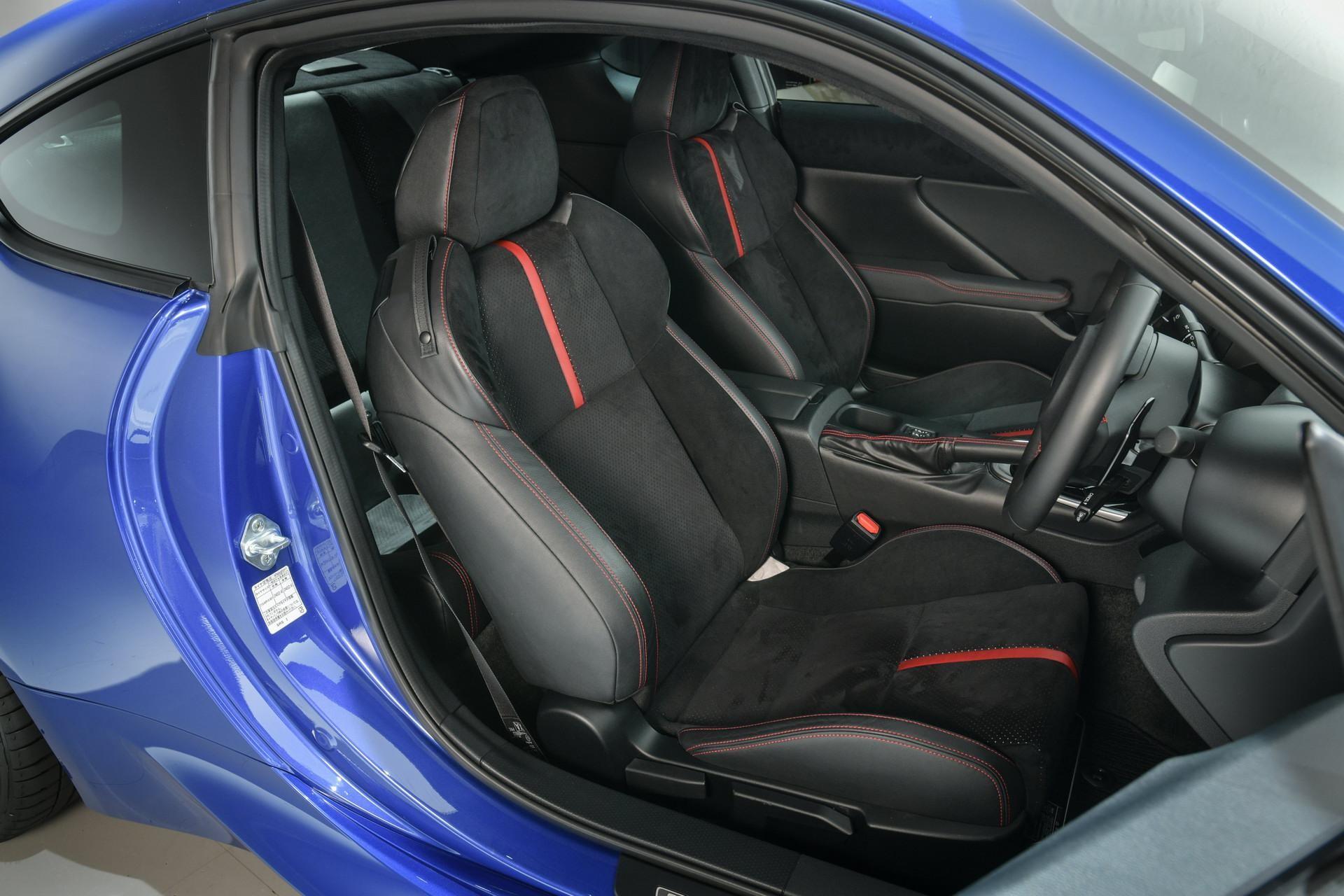 Bộ sưu tập: Subaru BRZ 2022 ra mắt tại Nhật Bản ảnh 34