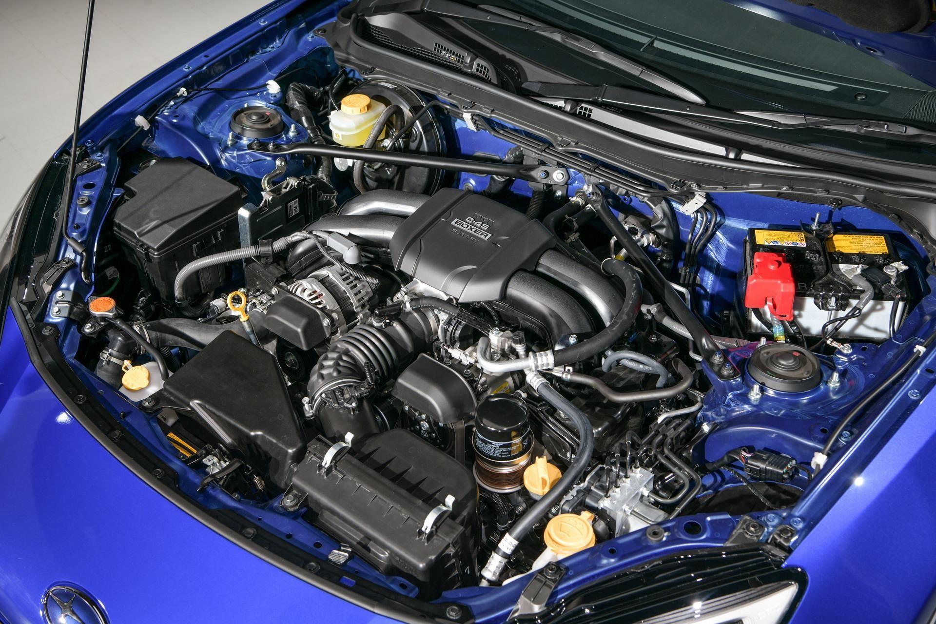 Bộ sưu tập: Subaru BRZ 2022 ra mắt tại Nhật Bản ảnh 39