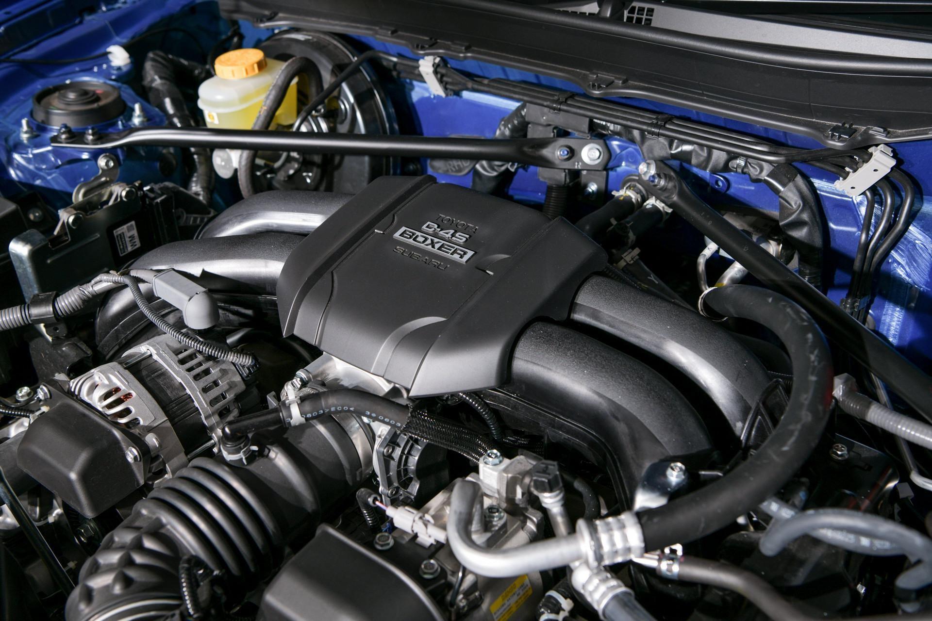 Bộ sưu tập: Subaru BRZ 2022 ra mắt tại Nhật Bản ảnh 40
