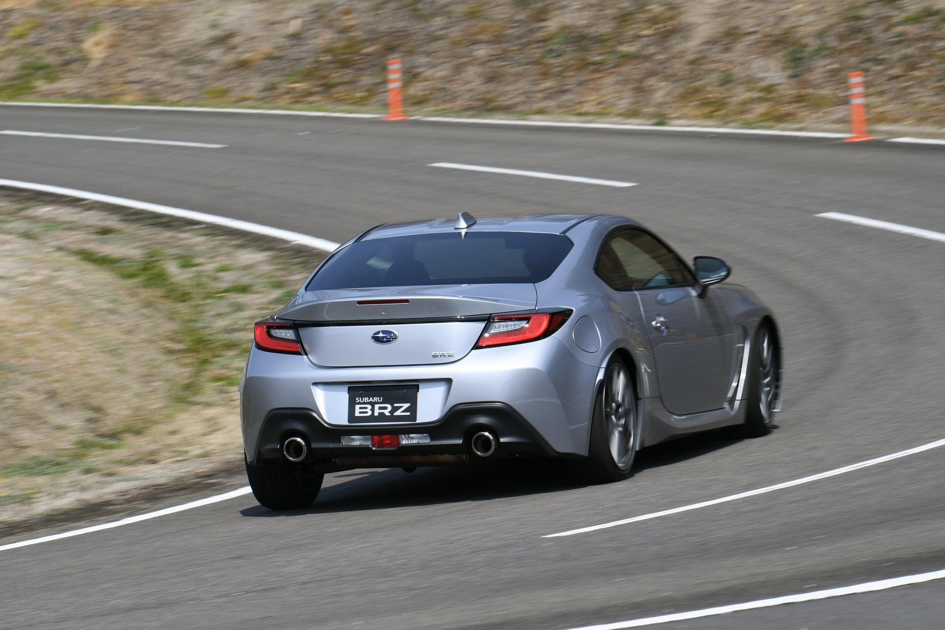 Bộ sưu tập: Subaru BRZ 2022 ra mắt tại Nhật Bản ảnh 8