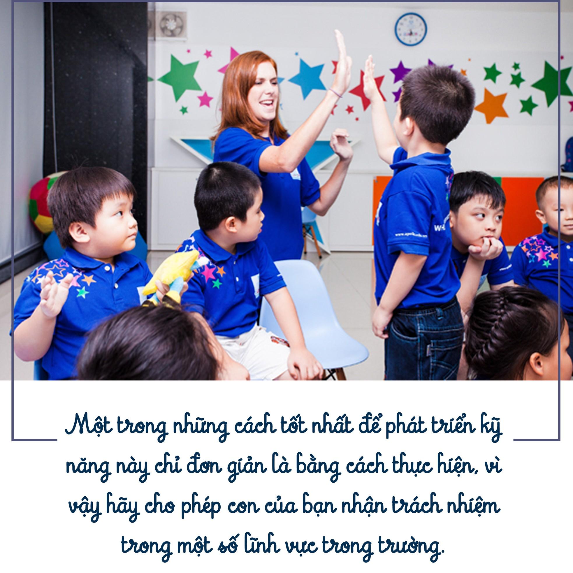 Tại sao các kỹ năng mềm quan trọng đối với trẻ? ảnh 3