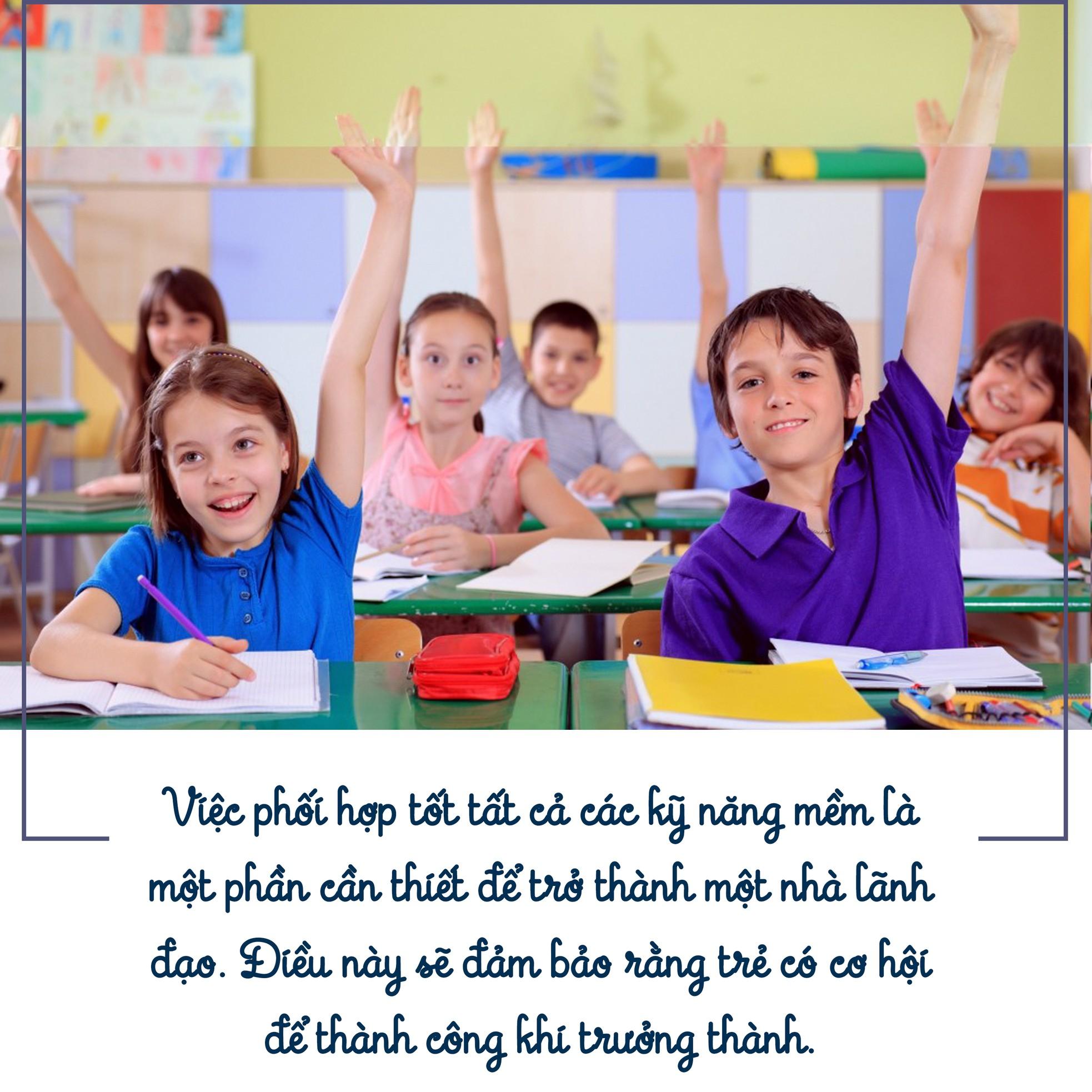 Tại sao các kỹ năng mềm quan trọng đối với trẻ? ảnh 4