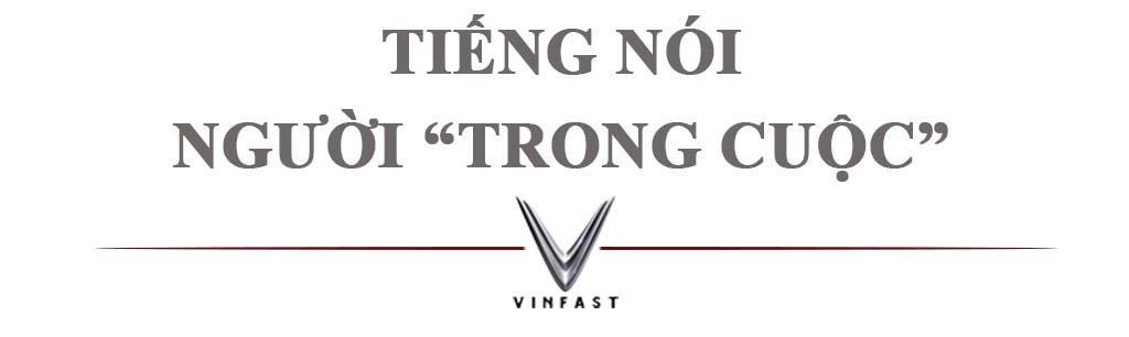 Sức hút nào từ ô tô Vinfast? ảnh 1