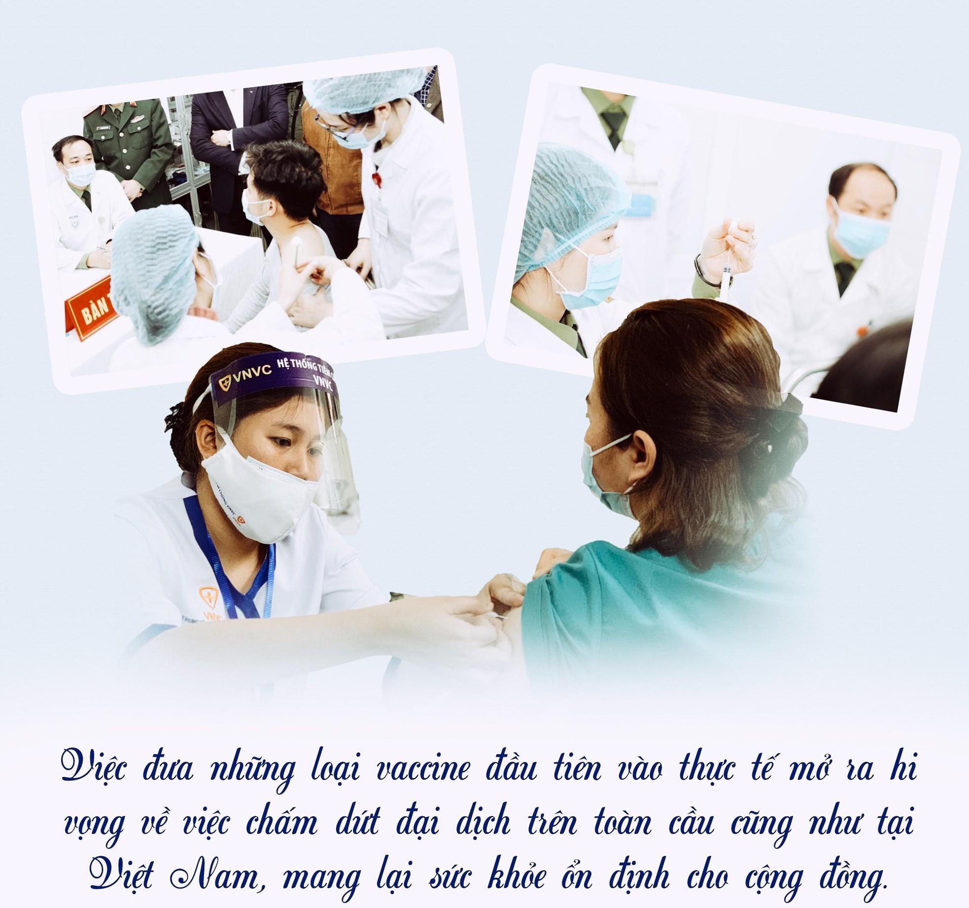 Việt Nam triển khai tiêm vaccine phòng COVID-19: Hào hứng và hồi hộp! ảnh 9