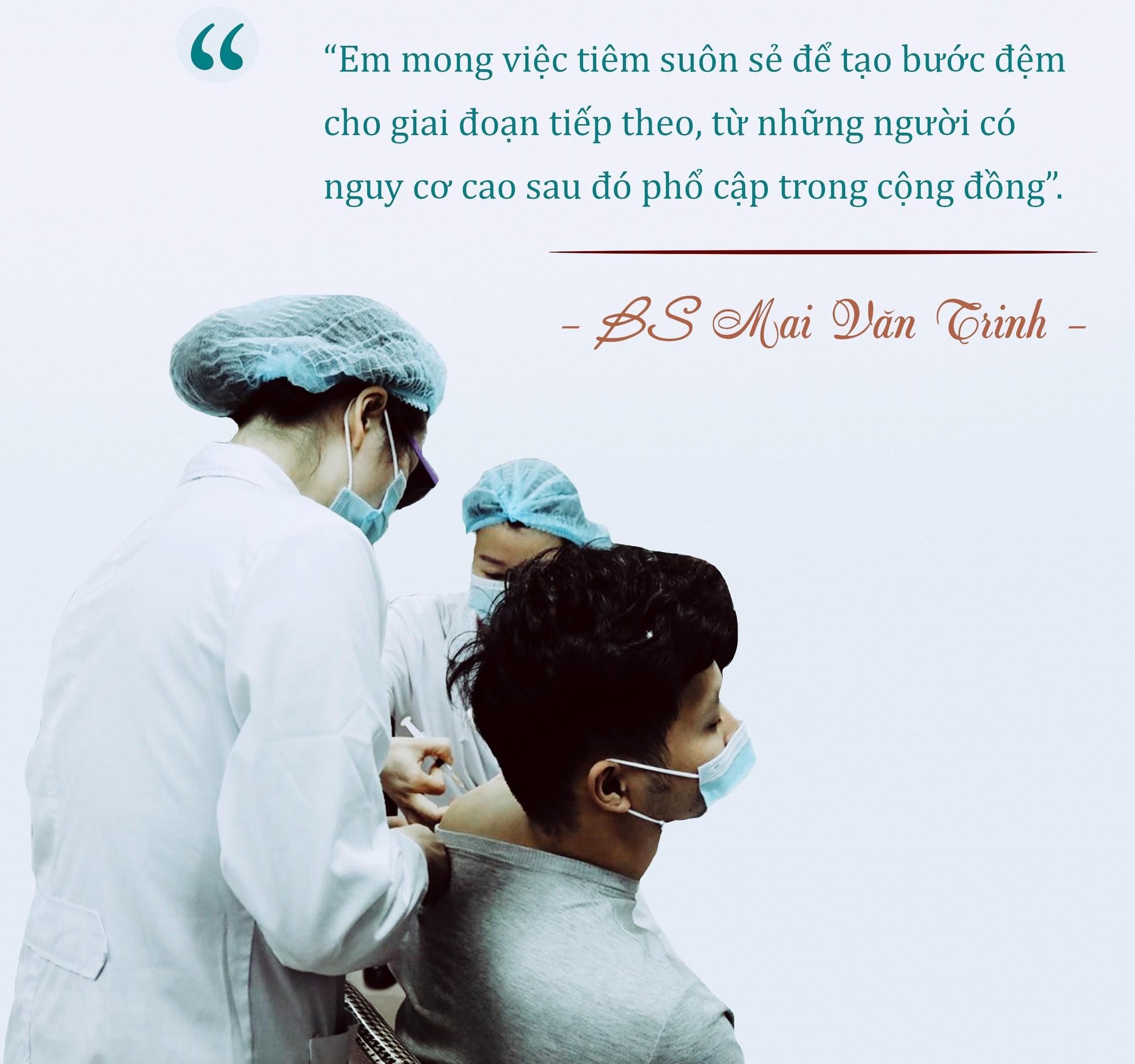 Việt Nam triển khai tiêm vaccine phòng COVID-19: Hào hứng và hồi hộp! ảnh 7