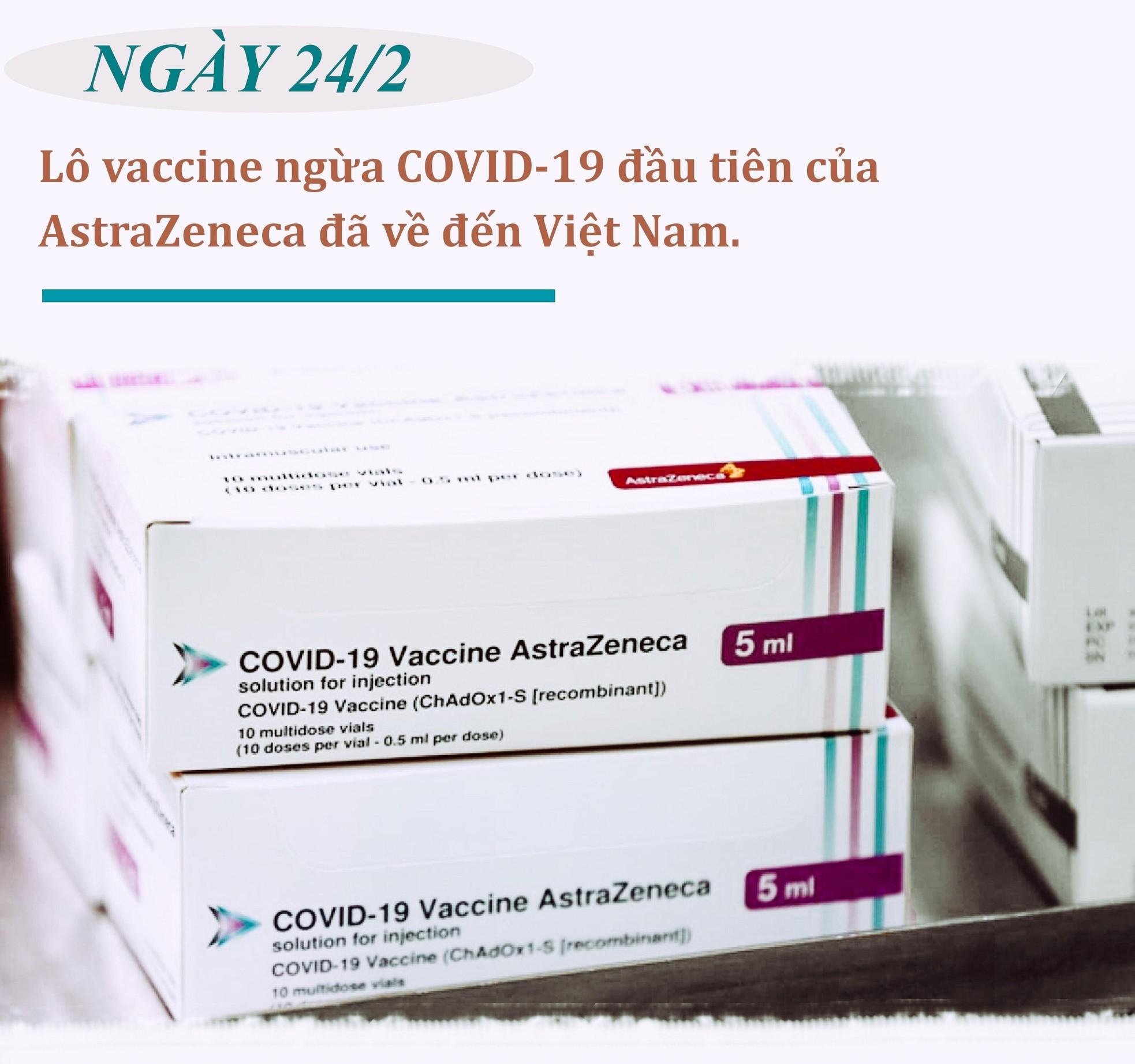 Việt Nam triển khai tiêm vaccine phòng COVID-19: Hào hứng và hồi hộp! ảnh 2