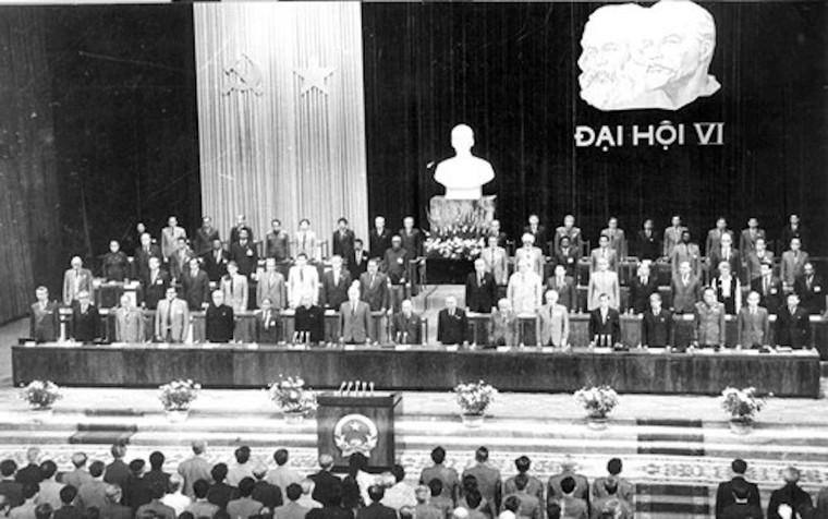 Đảng Cộng sản Việt Nam - Kết tinh của lịch sử, trọng trách trước lịch sử ảnh 3