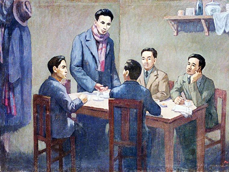 Đảng Cộng sản Việt Nam - Kết tinh của lịch sử, trọng trách trước lịch sử ảnh 1
