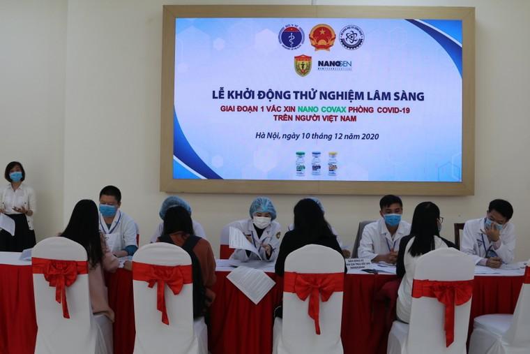 Vắc xin COVID-19 'made in Việt Nam' dự kiến giá khoảng 120.000 đồng/ liều ảnh 1