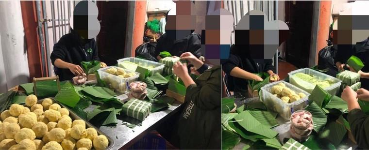 Thực phẩm Bếp Hoa: Xưởng sản xuất nhếch nhác, nghi vấn không có kiểm định ATTP ảnh 3