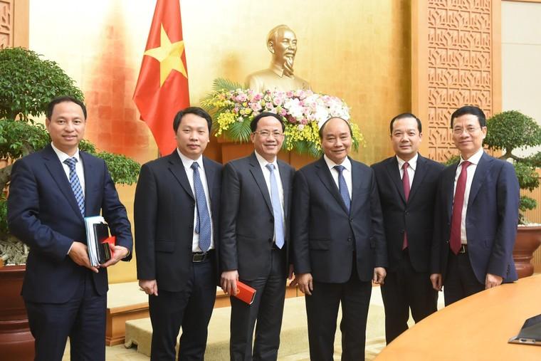 Thủ tướng đốc thúc xây dựng Cơ sở dữ liệu đất đai quốc gia ảnh 2