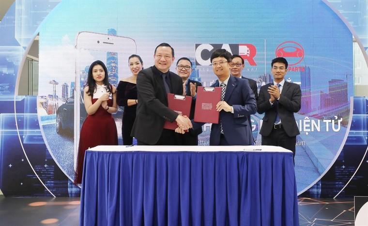 ASC Group ra mắt hai sàn thương mại điện tử Vietparts và Ringxe ảnh 1