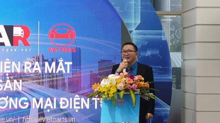 ASC Group ra mắt hai sàn thương mại điện tử Vietparts và Ringxe ảnh 2
