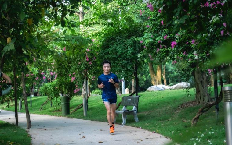Ecopark Marathon 2021 - Ngắm cung đường chạy giữa thiên nhiên 'siêu chất' trước giờ G ảnh 9
